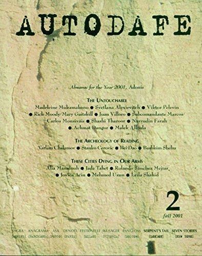 Autodafe, Volume 2 -