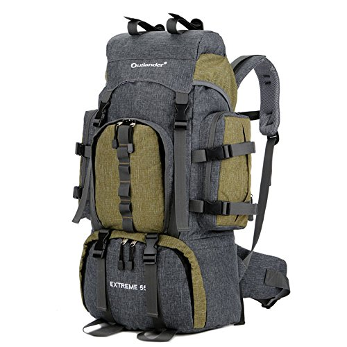 Internal Frame Hiking Backpack...