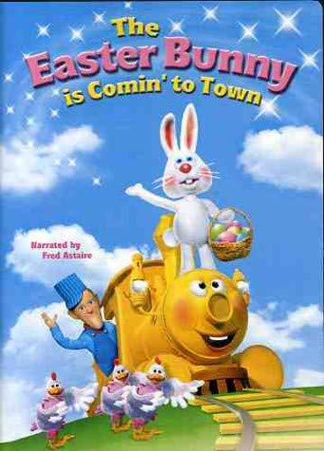 The Easter Bunny Is Comin' to Town DVD