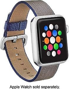 Amazon.com: Modal - Woven Nylon Band Watch Strap for Apple
