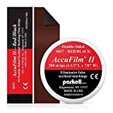 Accufilm II Double-Sided Occlusal Marking Film