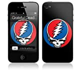 Zing Revolution MS-GRFL60133 Grateful Dead-Steal Your Face Cell Phone Cover Skin for iPhone 4/4S