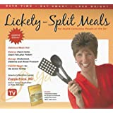 Lickety-Split Meals: For Health Conscious People on the Go! by Zonya Foco (2007-03-01)