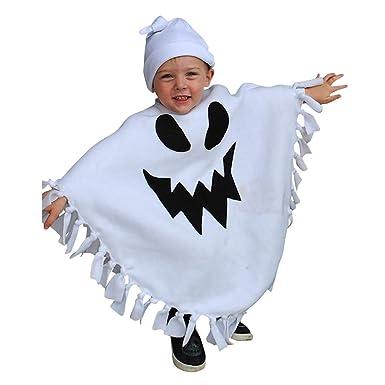 QinMMROPA Halloween Disfraz Cosplay Bebe Niñas Niños Capa Abrigo y ...