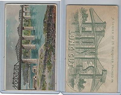N102 Duke, Bridges, 1890, Kentucky & Indiana Bridge, Ohio River, Louisville