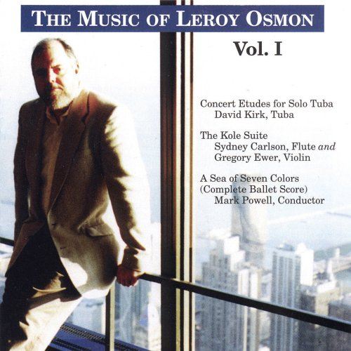 The Music of Leroy Osmon, Vol. 1 - Percussion Ensemble University