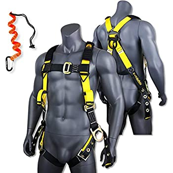 Kwiksafety Charlotte Nc Thunder 3d Ring Safety Harness