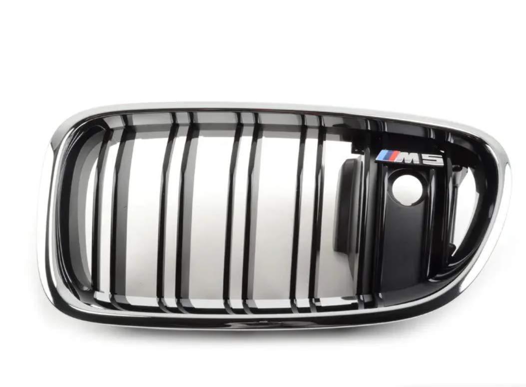 BMW Original M5/F10/Limousine vorne Heizk/örper Nieren M Gitter Links OEM 51138057229