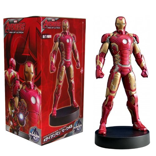 Sega Avengers Age of Ultron 8″ Iron Man Mark 43 XLIII PM Action Figure