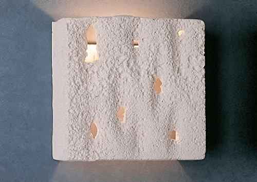 Applique gesso zinco amazon illuminazione