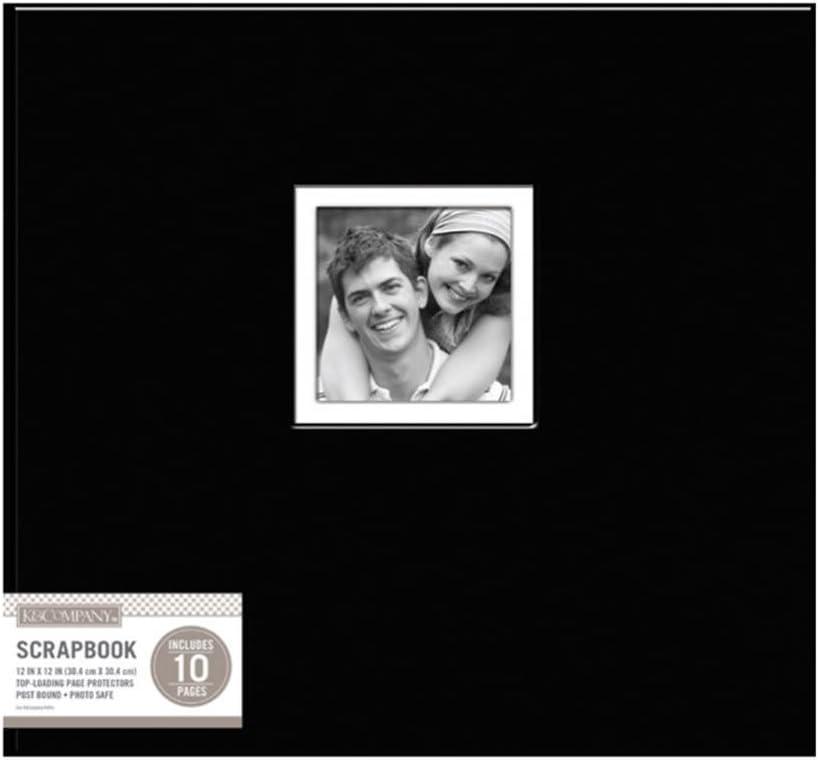 KAC705388 K /& Company K/&Co Scrapbook Refill 12x12 25pc 25 Piece