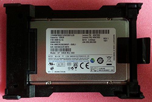 "MMCRE28G8MXP-0VBL1 Samsung 128GB 1.8"" SATA II SSD 45N7952, 4"
