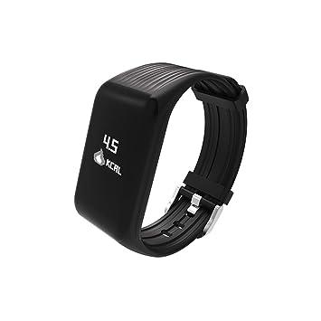 NOBIE Montre Connectée Bracelet Connecté Podometre Smartwatch Cardio Etanche IP68 Homme Femme Enfant Fille Smart Watch