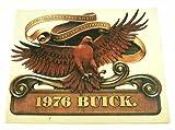 1976 76 BUICK BROCHURE LeSabre Riviera Skylark Skyhawk