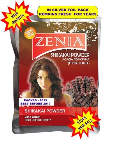 Dabur 500g 2013 CROP Zenia Shikakai Powder prevents Hair ...