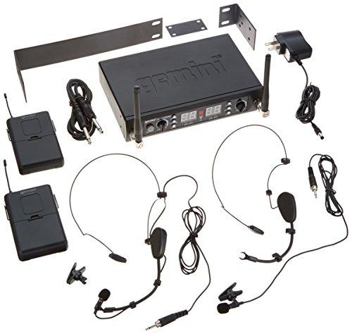 Gemini Handheld Microphone - 3