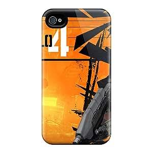 FwLhDWo398ybRYe Kallard Halo 4 Concept Art Feeling Iphone 4/4s On Your Style Birthday Gift Cover Case