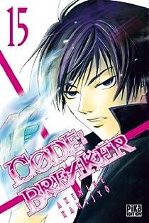 Code : Breaker, tome 15 par Kamijyo