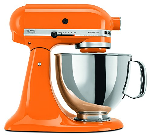 KitchenAid RRK150TG  5 Qt. Artisan Series - Tangerine (Certified Refurbished)