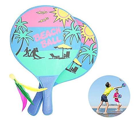 Juego de pelotas de pádel, juego de raqueta de bádminton para ...