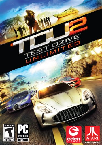 Test Drive Unlimited 2 PC product image