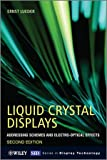 Liquid Crystal Displays, Ernst Lueder, 0470745193