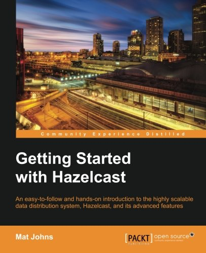 Download Getting Started with Hazelcast pdf