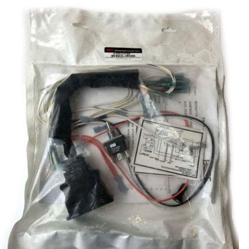 Boss Part # MSC04759 - CONTROL HARNESS CONVERSION KIT,PLOW - Kit Conversion Snow