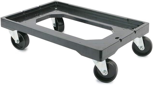 PrimeMatik - Plataforma con Ruedas para Transporte de Cajas eurobox 60 x 40 cm: Amazon.es: Electrónica
