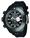 Vestal Men's ZR4001 ZR-4 Diver Chrono Oversized Silicone Watch