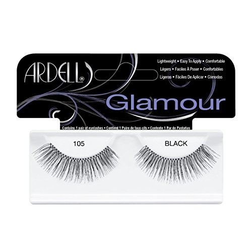 Fashion Ardell (Ardell Fashion Lashes Pair - 105 (Pack of 6 Pairs))