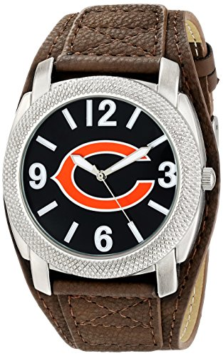 Chicago Bears Fan Series Watch - Game Time Men's NFL-DEF-CHI
