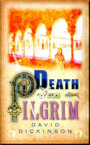 book cover of Death of a Pilgrim