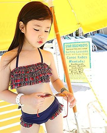 5521af22f6d 女児水着 キッズ 子供用 ガールズ mizugi 体型カバー 可愛い セクシー ビキニ キャンプと長袖ラッシュ
