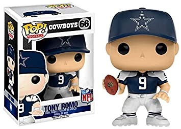 NFL Tony Romo Toys R Us Exclusive Throw Back Jersey - Dallas Cowboys