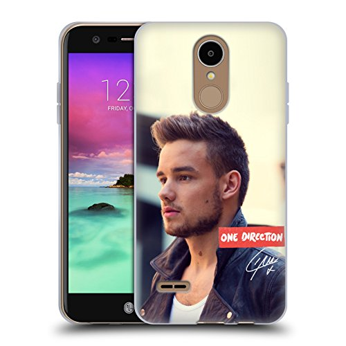 Official One Direction Portrait Liam Payne Photo Soft Gel Case for LG K8 (2017) / M200N