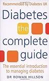 Diabetes, Rowan Hillson, 0091827019