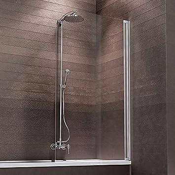Schulte Duschabtrennung Badewanne Zum Kleben Glas Teilig X Cm - Badewanne erneuern ohne fliesen beschädigen