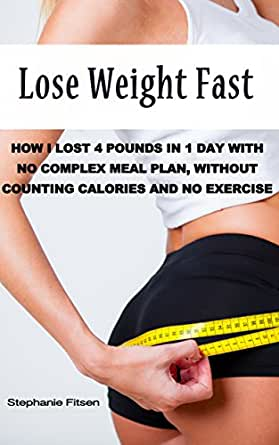 how to lose ten pounds fast without exercise