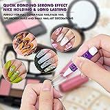 Nail Glue for Acrylic Nails - Nail Glue for Press
