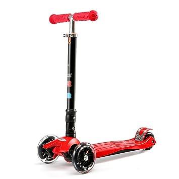 Patinete- Scooter para niños Cuatro Rondas Carrito para ...