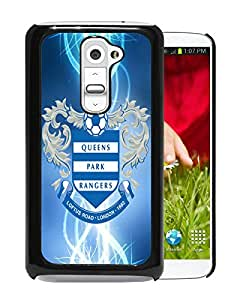 Beautiful And Fashional Designed Cover Case For LG G2 With Queens Park Rangers Black Phone Case 1