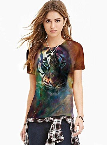 02 shirt Axoxv Femme T Abchic xfZv4x