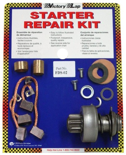 Victory Lap FDS-02 Starter Repair Kit