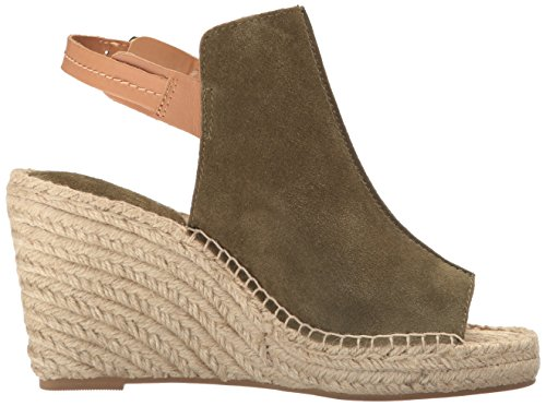 Seychelles Women's Charismatic Wedge Pump, Olive, 9 Olive