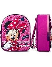 Disney Minnie Mouse 3D kleuterschoolrugzak - Dotty about Dots - Roze