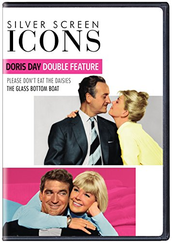 DVD : Silver Screen Icons: Please Don't Eat Daisies/ Glass Bottom Boat (Eco Amaray Case)