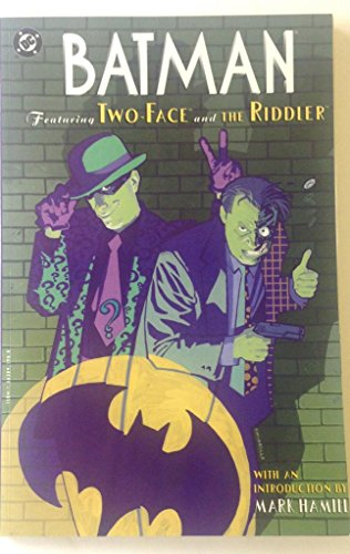 Batman Featuring Two-Face and The Riddler
