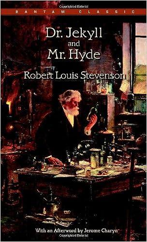 Amazon.com: Dr. Jekyll and Mr. Hyde (Bantam Classic ...