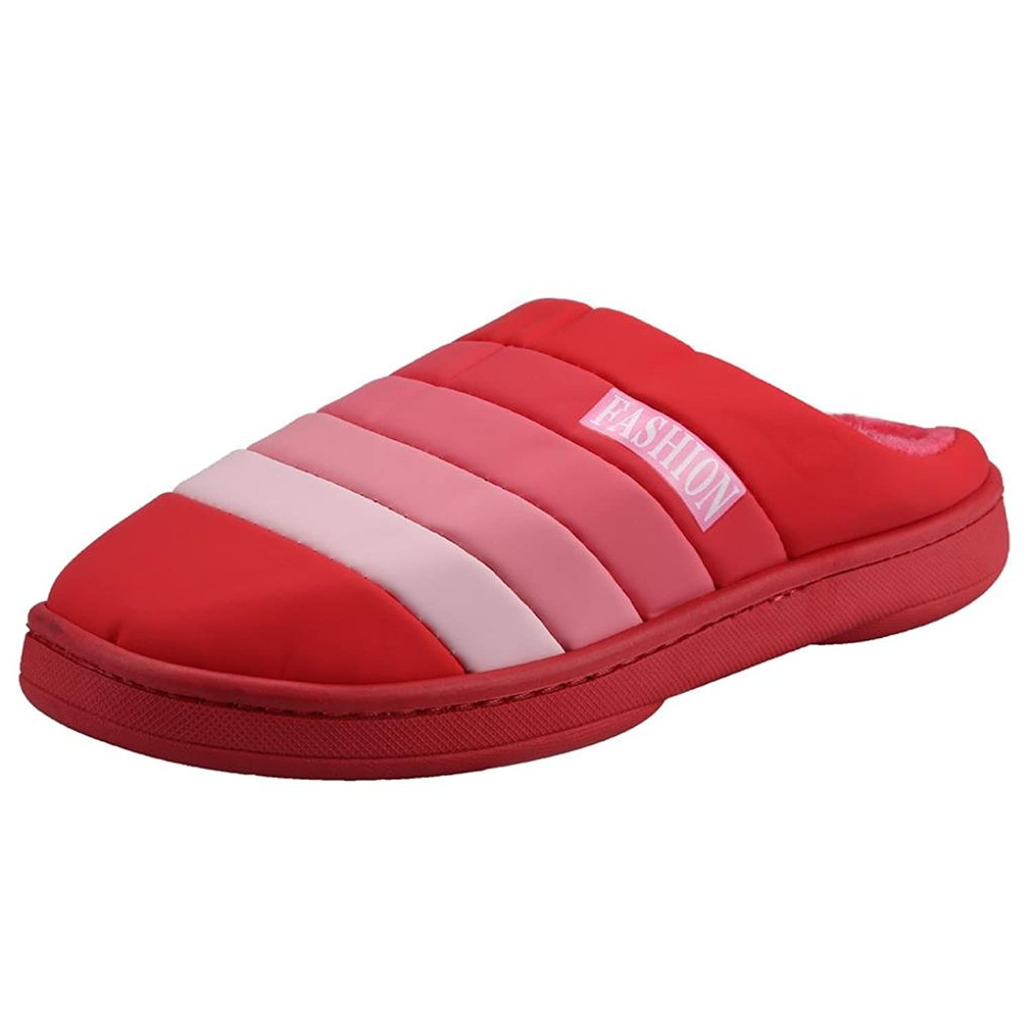 Women's Winter Boots, Egmy Home Floor Soft Slippers Female Cotton-padded Shoes